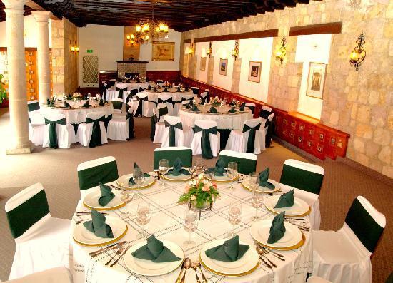 Hotel Posada Vista Bella Morelia Salones para Fiestas