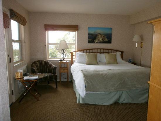 Back Bay Inn : King Bed
