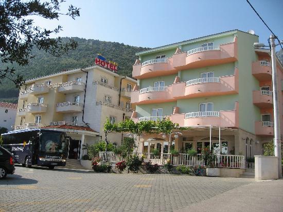 Drvenik, كرواتيا: Hotel Bella Vista, Drvenik, Croatia