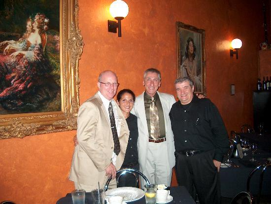 Friendly staff - Picture of La Terrazza Restaurant, Tampa - TripAdvisor