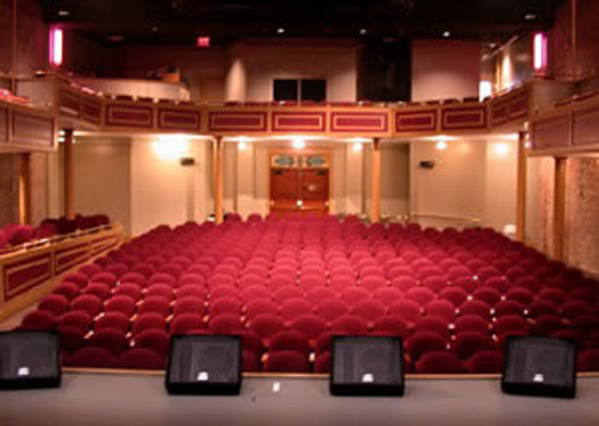 Park Theatre Civic Center Foto