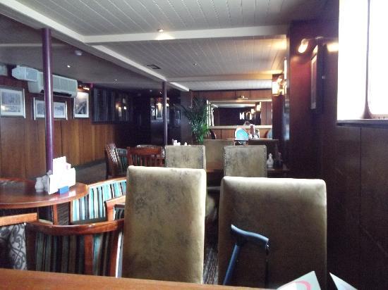 Tattershall Castle Bar & Club : The Club Room