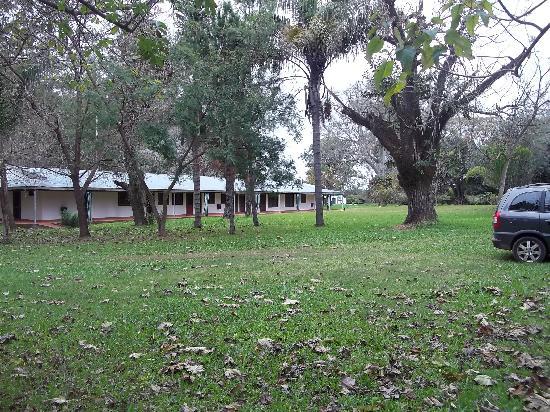 Posada San Carlos del Guaviravi : Parque de la posada