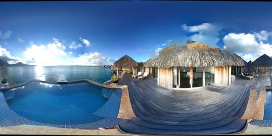 The St. Regis Bora Bora Resort: Bora Bora Villa