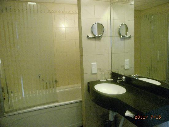 Scandic Park: バスルーム