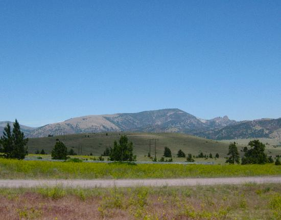 Helena, MT: The Sleeping Giant