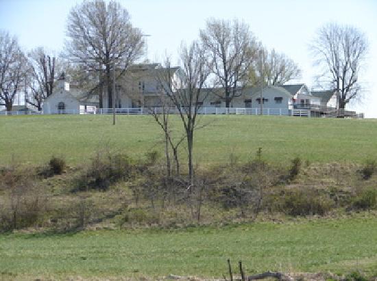 Sedalia, MO: Georgetown Front View