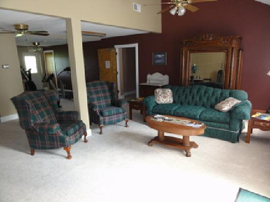 Georgetown Country View Estate: Sitting Area