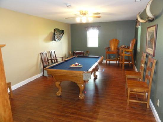Georgetown Country View Estate: Pool Room