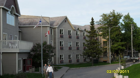 Terra Nova Resort & Golf Community: front view