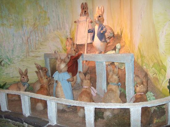 The World of Beatrix Potter: from the Adventures of Peter Rabbit