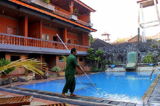 Hotel Sorga Cottages: pool