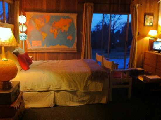 The Andiron -- Seaside Inn & Cabins照片