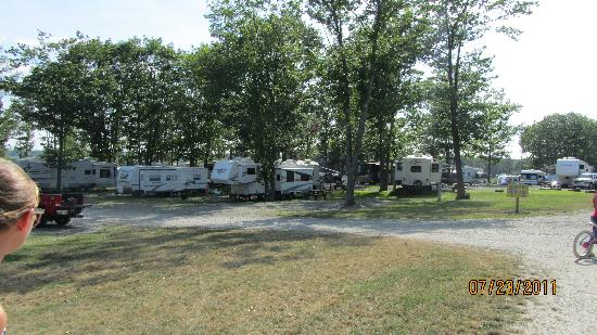Bayleys Camping Resort: Camping