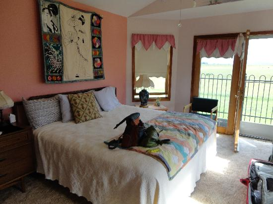 Crater Lake Bed and Breakfast: Oriental Room