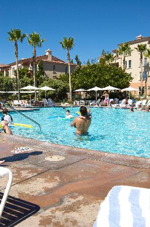 Marriott's Newport Coast Villas: one of the pools