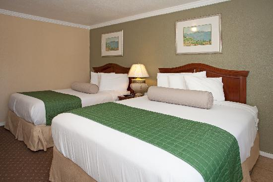 Traveler's Inn: Pillowtop beds with triple premium sheets