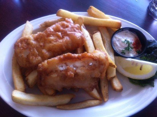 British Pantry: Fish and Chips