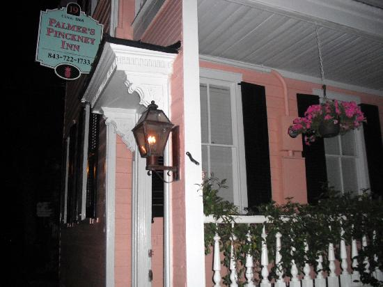 The Palmer's Pinckney Inn