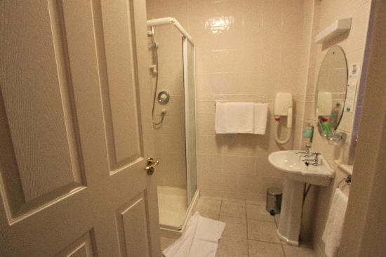O'Donnabhain's Guesthouse B&B & Townhouses: our in-suite bathroom