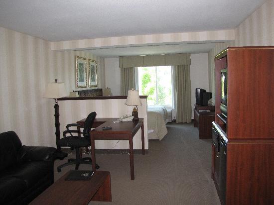 DoubleTree by Hilton Hotel Vancouver, Washington: Room