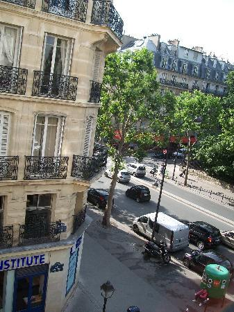 Residence le St. Germain: from our window