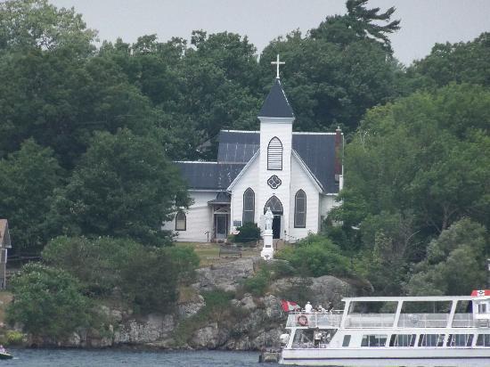 Gananoque, Kanada: Nice Island house