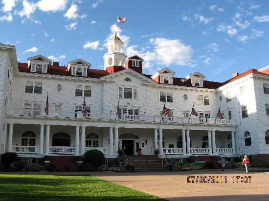 Stanley Hotel: The Stanley July 2011