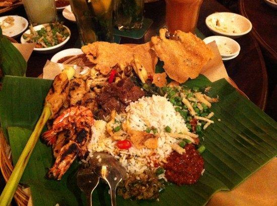 Puchong, Malaysia: nice dish