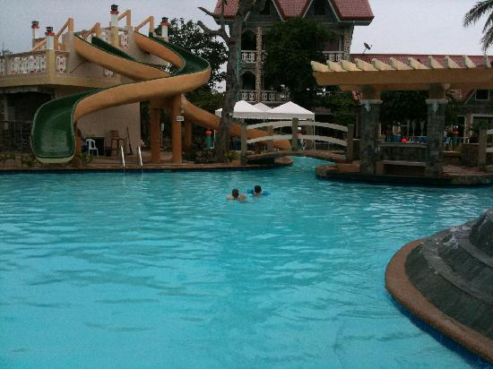 Wyspa Mactan, Filipiny: Water Slides