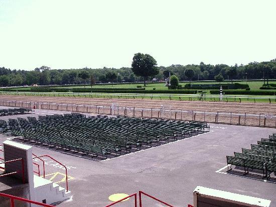 Saratoga Springs, NY: Racetrack