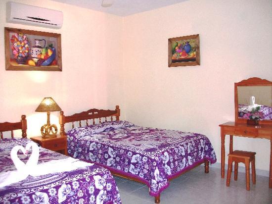Hotel Hacienda Bacalar: Standard Room
