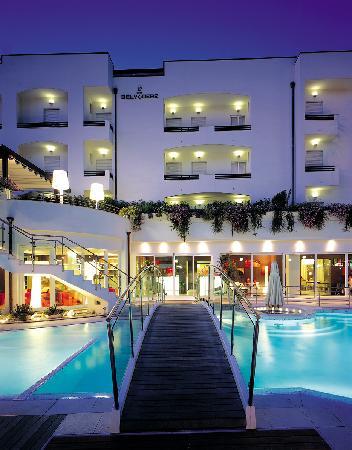 Hotel Belvedere: Belvedere Hotel, Riccione
