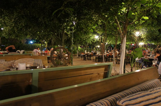 Cinbal Restaurant