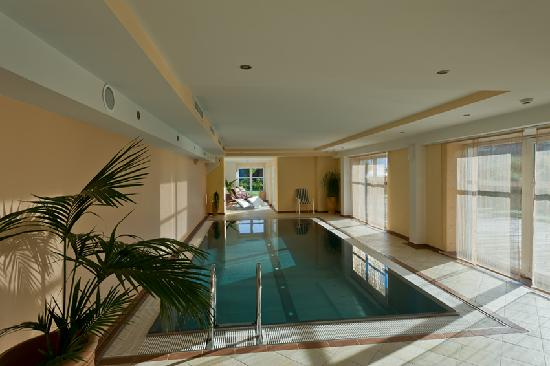 Hotel Seppl : indoor pool