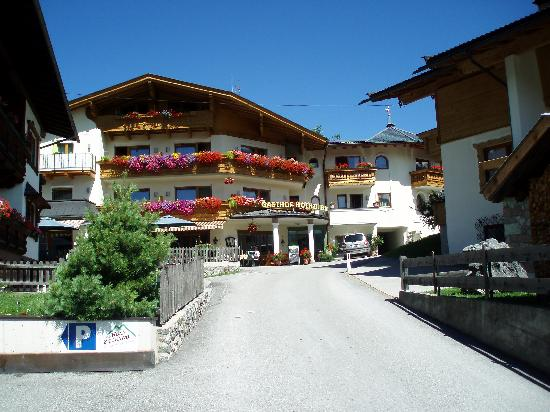 Hotel Hochzillertal: Summer