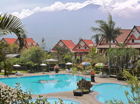 Royal Orchids Garden Hotel: need i say more?
