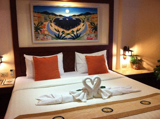 Pacific Club Resort: Superbly done up room to welcome you