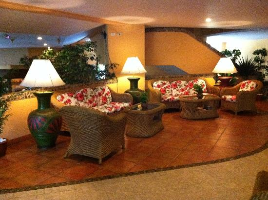 Pacific Club Resort: Lobby