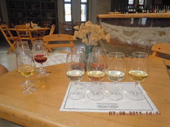 Boutari Winery: 6 Wine tasting and tour for 9 euro