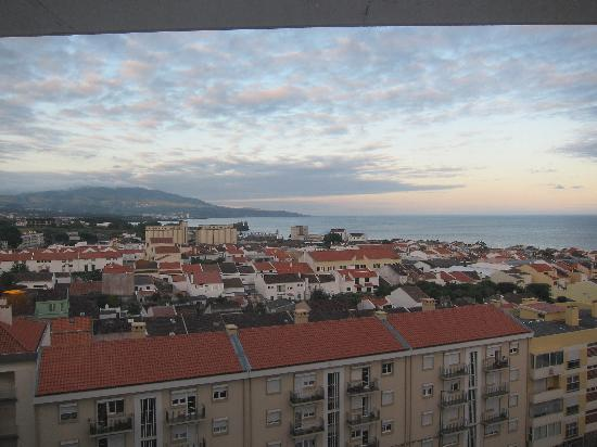 The Lince Azores Great Hotel: View from the room