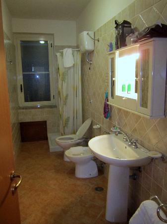 Agriturismo La Casa di Botro: The bathroom.