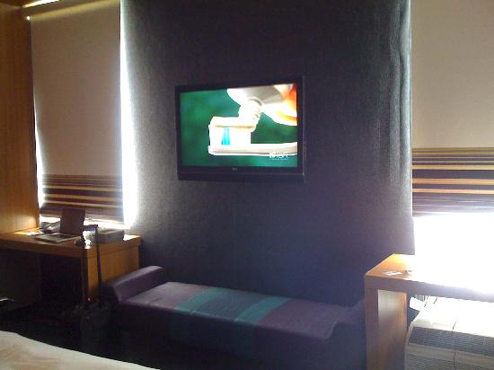 Aloft Tempe: The TV