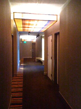 Aloft Tempe: Great hallways