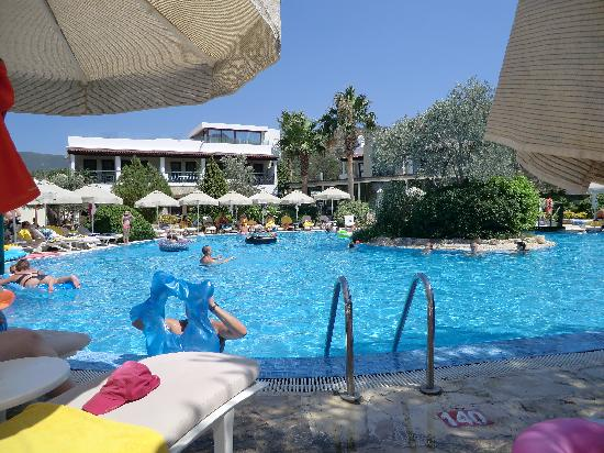 Izer Hotel & Beach Club : beach pool