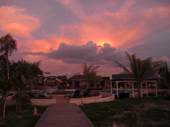 Melia Buenavista : Sonnenuntergang
