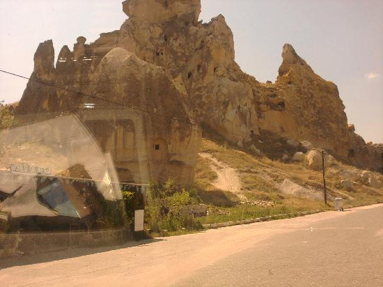 Kismet Cave House: tarihi şehir