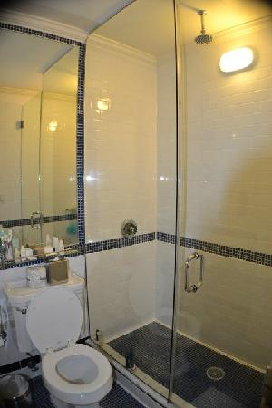 Hotel Chandler: Great shower area