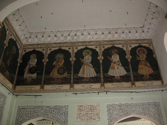 Albert Hall Museum: Kings of Jaipur