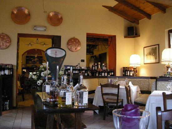 Locanda Sant'Anna : Restaurant